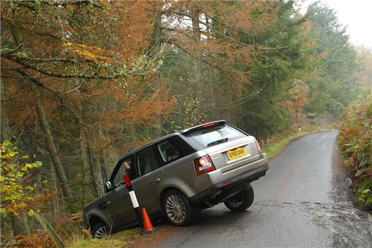 Range Rover Sport 3 0 Sd Hse 2012 Road Test Road Tests