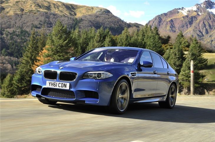 BMW M5 F10 2011  Car Review  Honest John