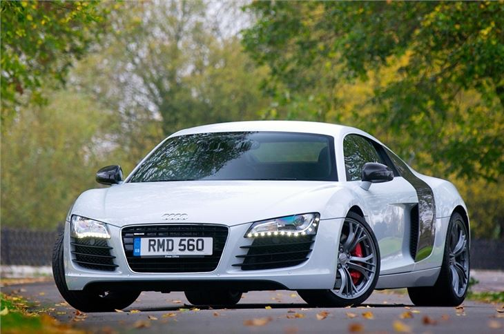 Audi r8 v10 spyder manual review 15