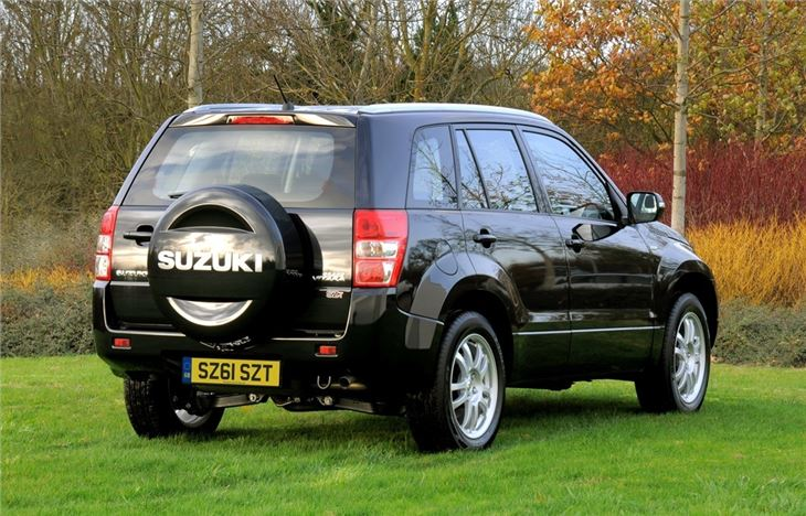 Suzuki Grand Vitara 5dr 2005 Car Review Honest John