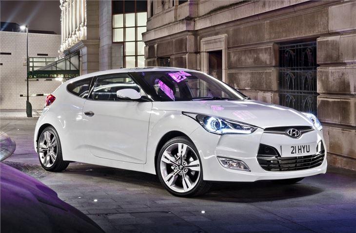Hyundai Veloster 2012 Car Review Honest John