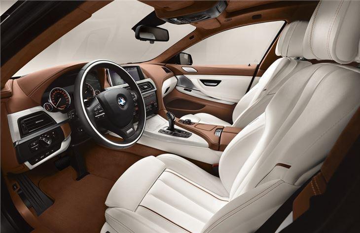 BMW 6 Series Gran Coupe 2012