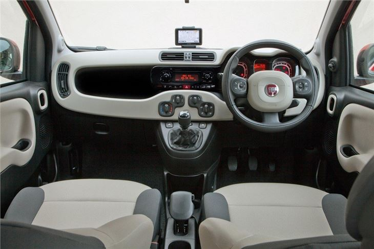Fiat Panda 2012 Car Review Honest John