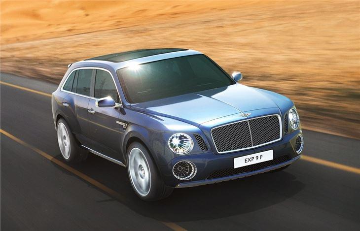 Bentley Exp 9f 2012 Car Review Honest John