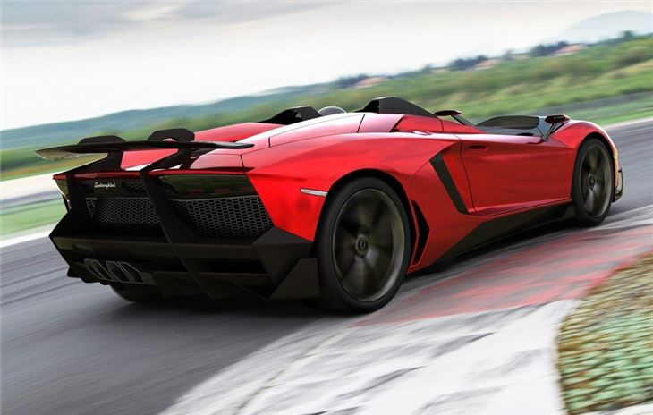We Donu0027t Even Like To Think About How Much It Will Cost But Considering The  Standard Aventador Costs More Than £240k Itu0027s Likely To Be Very Very Pricey.