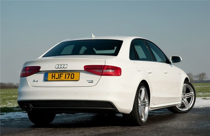 Audi A4 B8 2008 - Car Review | Honest John