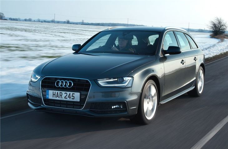 audi a4 b8 avant 2008 car review honest john. Black Bedroom Furniture Sets. Home Design Ideas