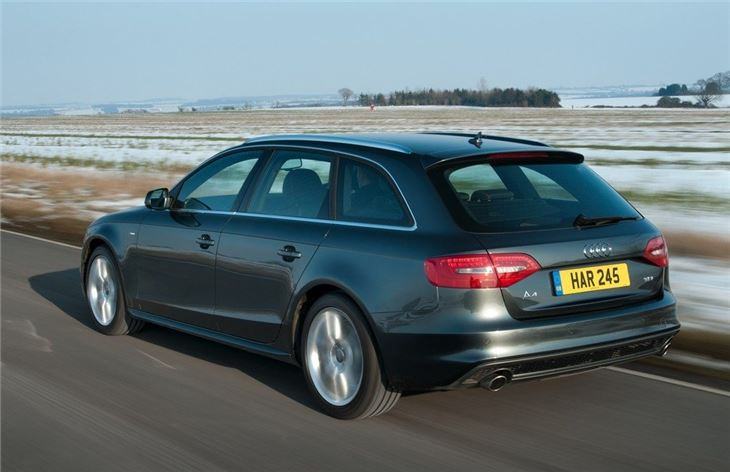 Audi A4 B8 Avant 2008 Car Review Honest John