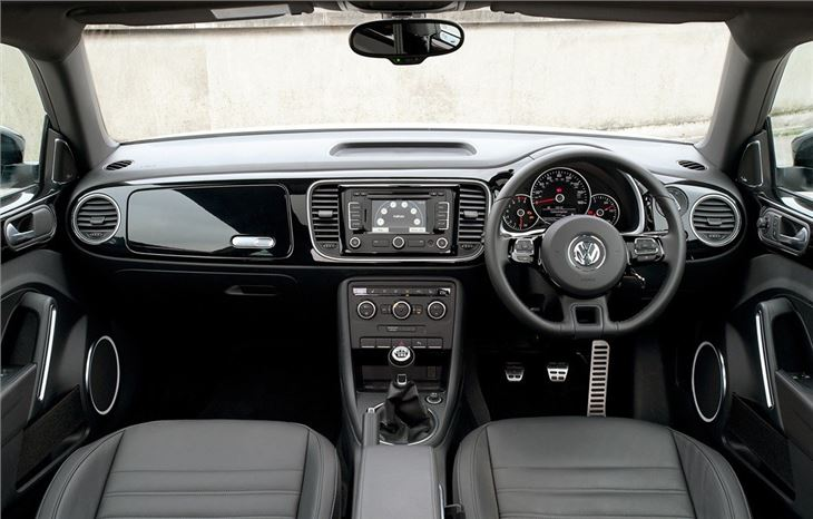 Volkswagen Beetle 2012 Car Review Honest John