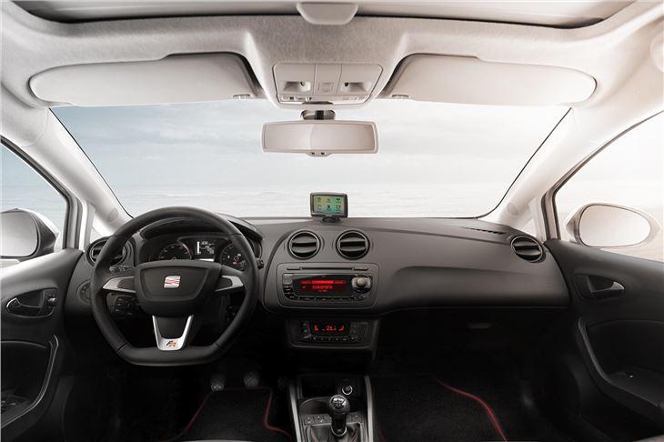 Car Seat Check >> SEAT Ibiza ST facelift 2012 Road Test | Road Tests | Honest John