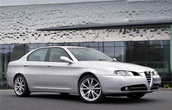 alfa romeo 166 1999 car review honest john. Black Bedroom Furniture Sets. Home Design Ideas