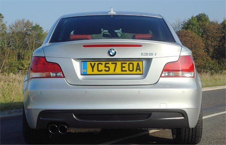 Main Report ... & BMW 135i E82 Coupe 2007 Road Test | Road Tests | Honest John