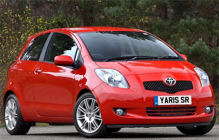 toyota yaris 1 3tr 2008 road test road tests honest john. Black Bedroom Furniture Sets. Home Design Ideas
