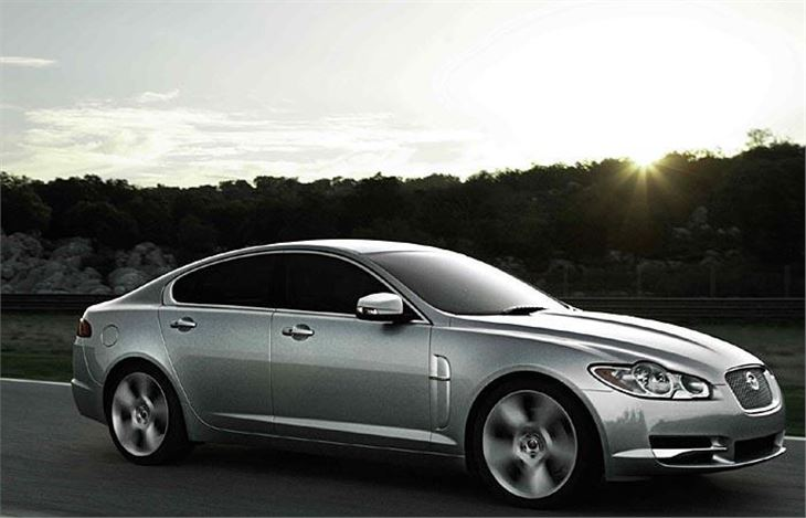 Jaguar xf 2009 review