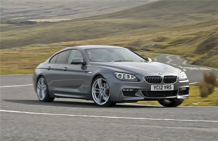 BMW 6 Series Gran Coupe 2012   Car Review | Honest John