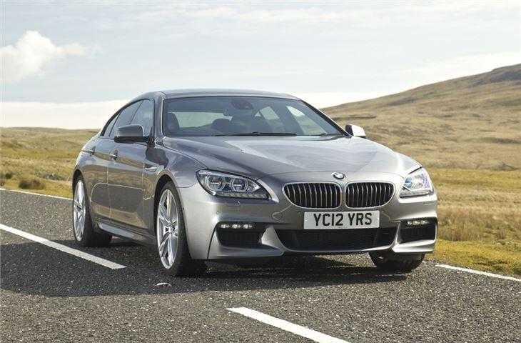 BMW 6 Series Gran Coupe 2012 - Car Review   Honest John