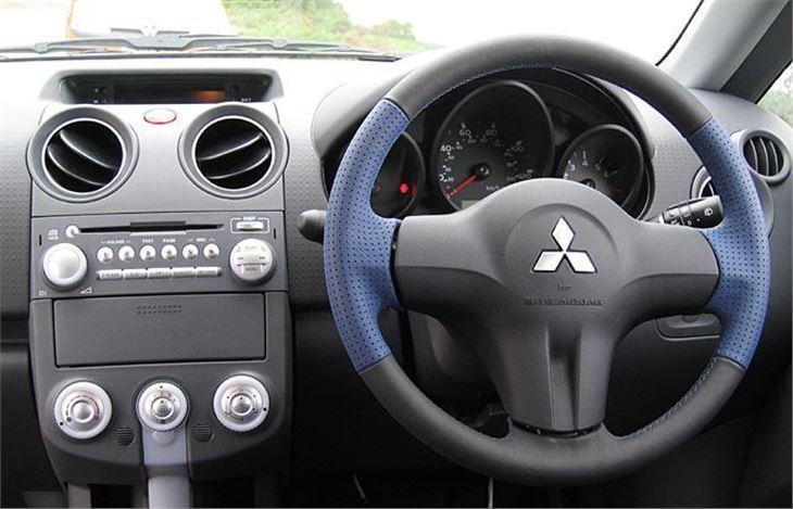 Mitsubishi Colt 3 Door 2005 Road Test Road Tests