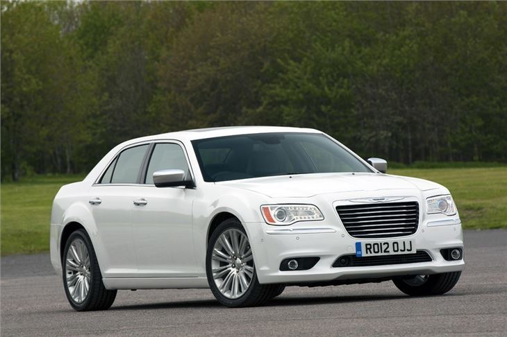 Chrysler 300C 2012 - Car Review | Honest John
