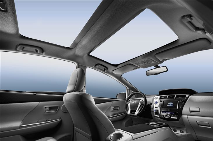 Toyota Prius 2012 Road Test Road Tests Honest John