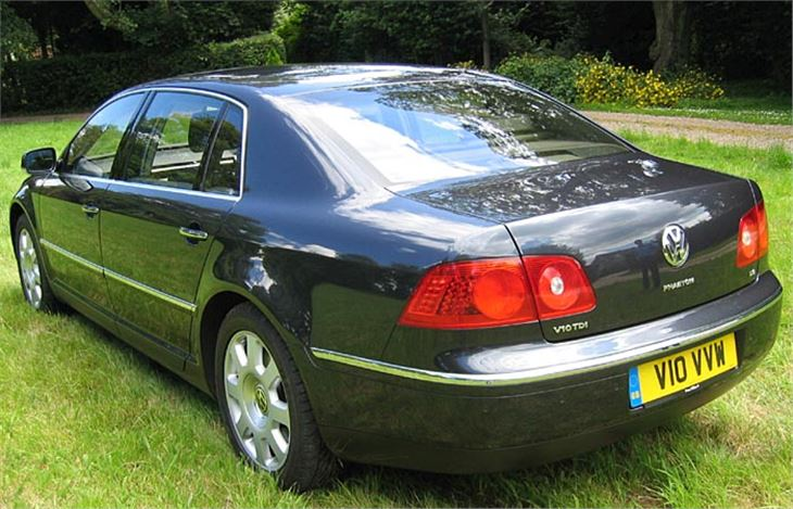 Volkswagen Phaeton 6.0 W12 2003 Road Test | Road Tests ...