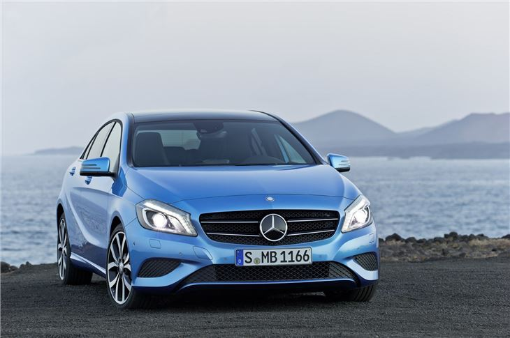 Mercedes benz a200 2015 road test road tests honest john for Mercedes benz 700 series price