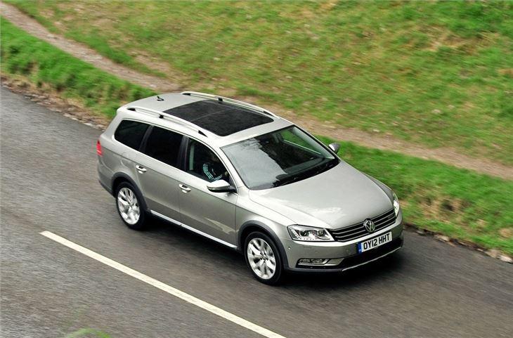 Volkswagen Passat Alltrack 2012 - Car Review | Honest John