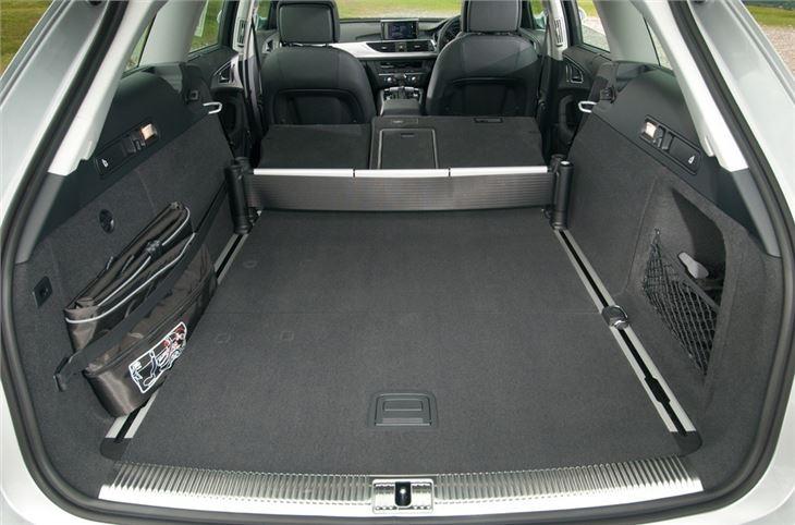 Audi A Allroad Car Review Honest John - Audi allroad ground clearance