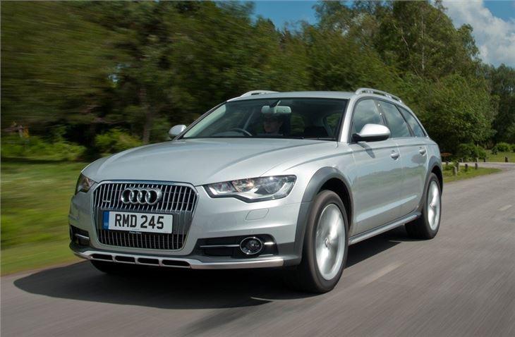 Car Brake Pads >> Audi A6 Allroad 2012 - Car Review | Honest John
