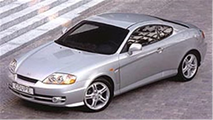 Hyundai Coupe From X
