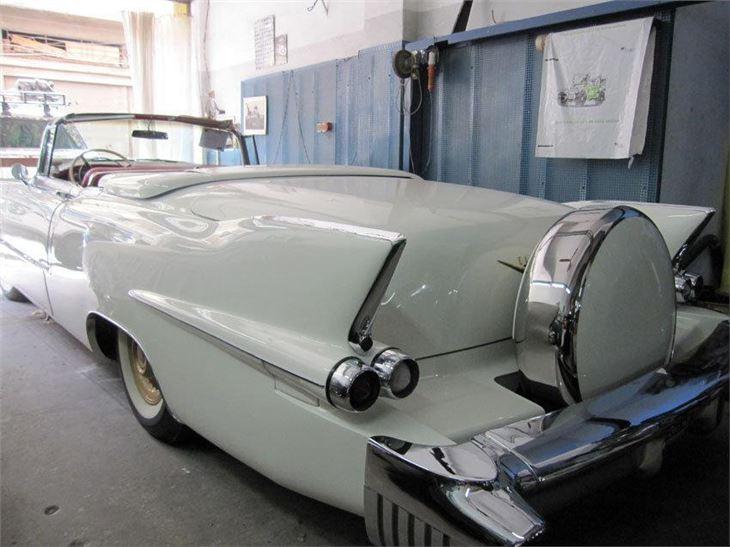 1956 Cadillac Eldorado Biarritz Convertible For Sale | Motoring News