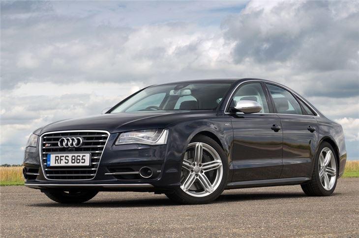 Audi S8 2012 - Car Review Honest John
