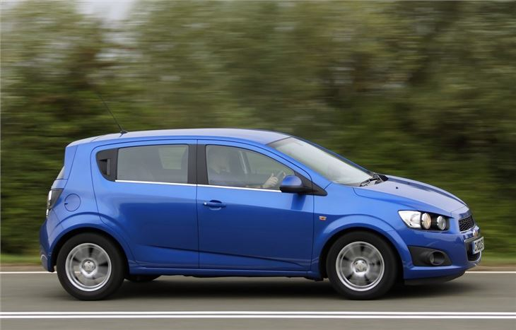 Chevrolet Aveo 2011 Car Review Honest John