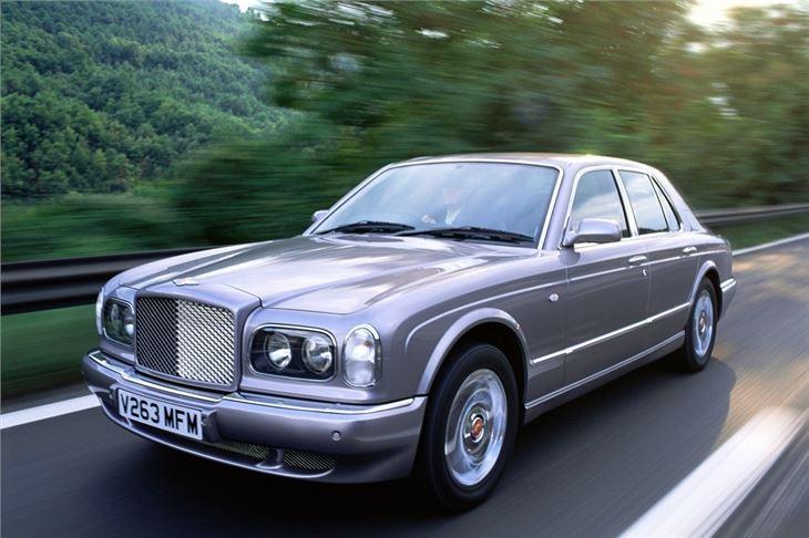 bentley arnage 1998 car review honest john. Black Bedroom Furniture Sets. Home Design Ideas