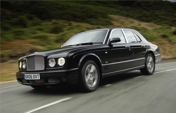 Bentley Arnage T 2002 Car Review Honest John