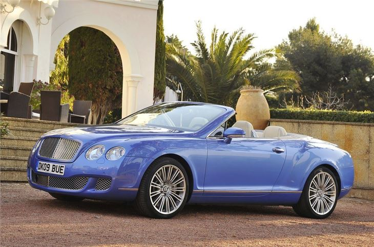 2006 bentley continental gt problems