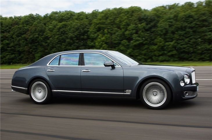 Bentley mulsanne 2010
