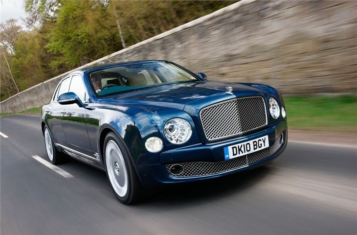Bentley Mulsanne 2010  Car Review  Honest John