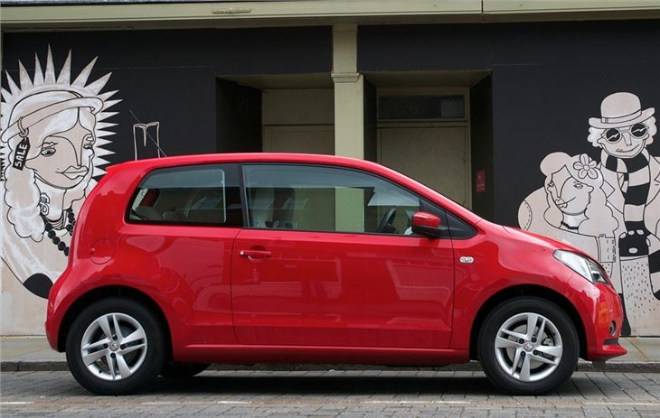 seat mii  car review honest john