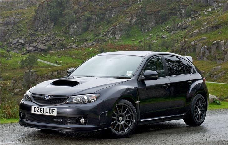 Subaru Impreza Wrx Sti 2008 Car Review Honest John