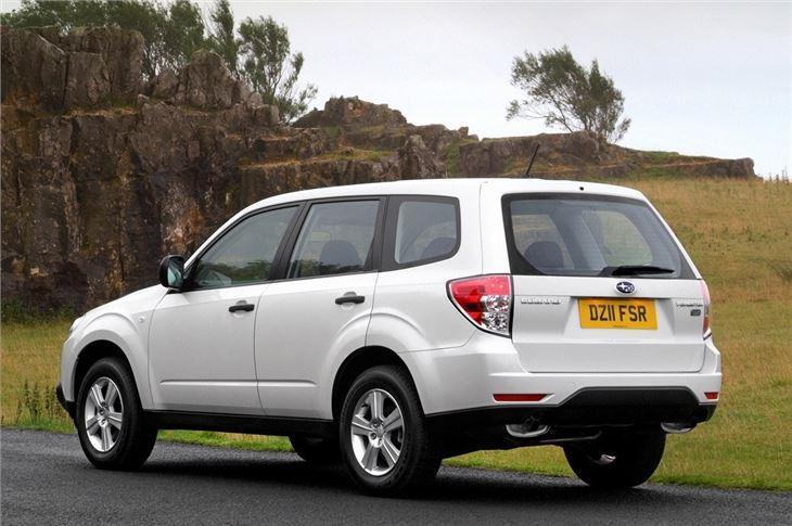 Subaru 2.0 Diesel Engine Problems >> Subaru Forester 2008 - Car Review | Honest John