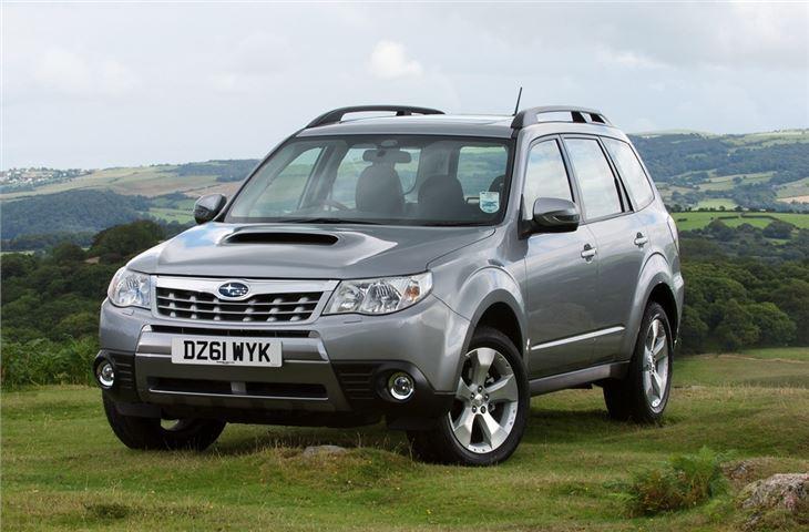 Subaru Forester 2008 Car Review Honest John
