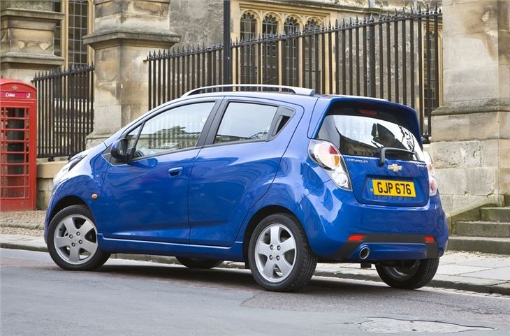 Chevrolet Spark 2010 Car Review Honest John