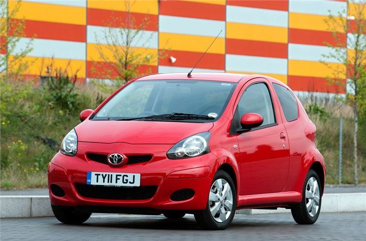 Toyota Aygo 2005 - Car Review | Honest John