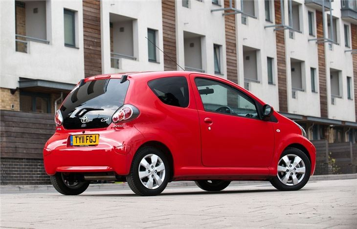 Toyota Aygo 2005 Car Review Honest John