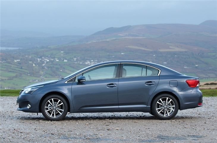 Toyota Avensis 2018 New Model >> Toyota Avensis 2009 - Car Review | Honest John
