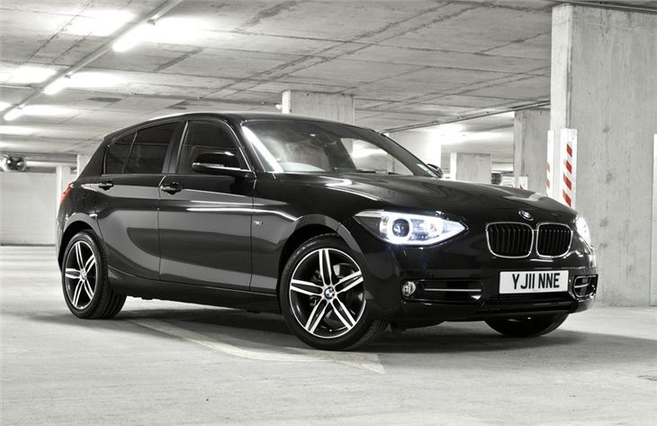 bmw 1 series f20 2011 car review honest john. Black Bedroom Furniture Sets. Home Design Ideas