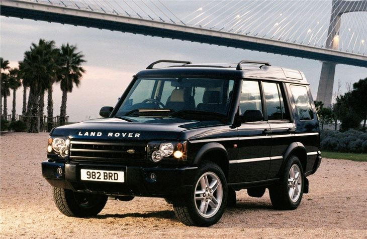 Land Rover Discovery 2 2002 Car Review Honest John