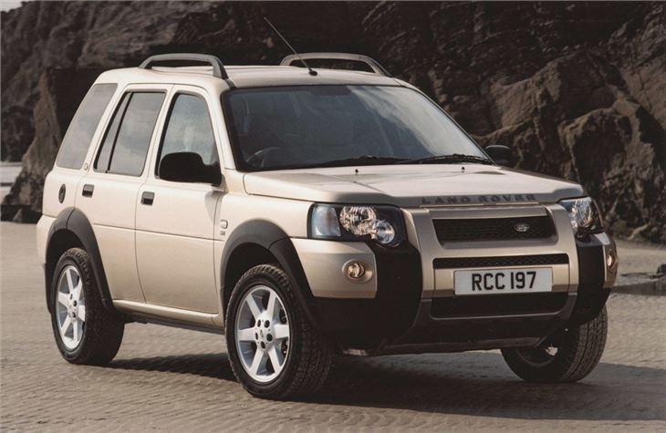 land rover freelander 1997 car review honest john. Black Bedroom Furniture Sets. Home Design Ideas