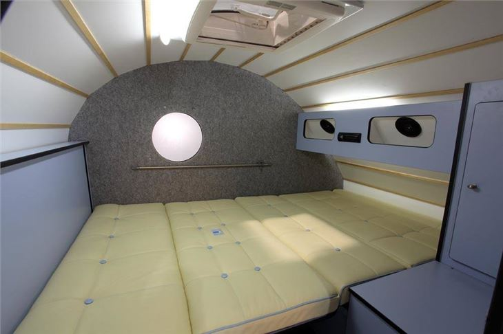 danbury launches celebration edition  camper  teardrop caravan motoring news honest john