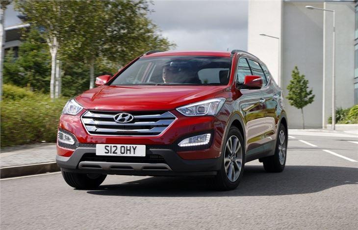 Hyundai Santa Fe 2012 Road Test Road Tests Honest John